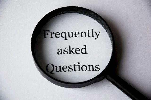 vragen beantwoorden websitebezoekers